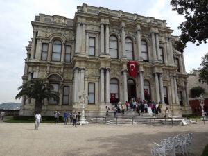 Palais de Beylerbeyi rive asiatique