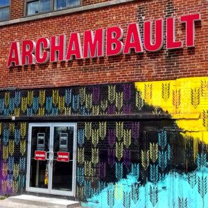 La librairie Archambault