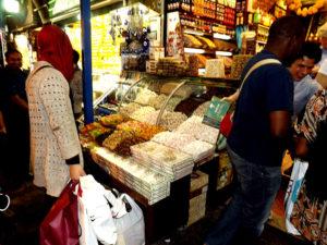 Marché Égyptien aux épices