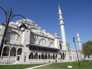 Mosque de Soliman le Magnifique